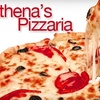 Half Off Pizza at Athena's