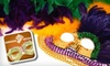 Birmingham Civil Rights Institute - Fountain Heights: $30 for Ticket to Annual Mardi Gras Celebration (Up to $60 Value)