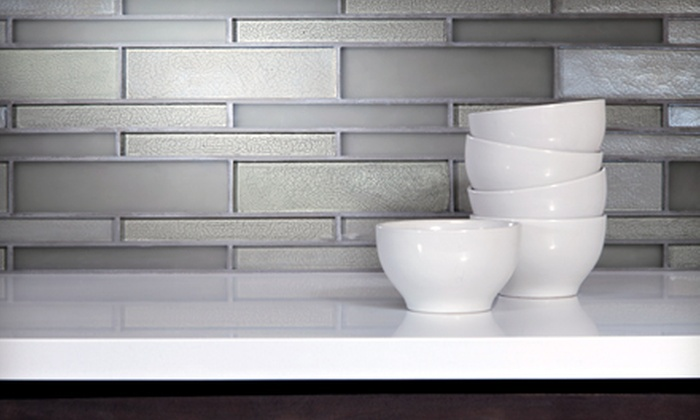 XS Studio by Oceanside Glasstile - Carlsbad: $45 for $200 Worth of Glass, Ceramic, and Stone Tiles at XS Studio by Oceanside Glasstile in Carlsbad