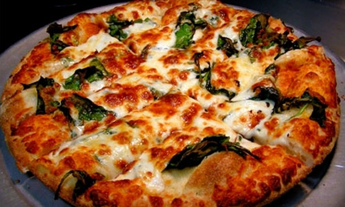 Glass Nickel Pizza Co. - Appleton: $10 for $20 Worth of Pizza and More at Glass Nickel Pizza Co.
