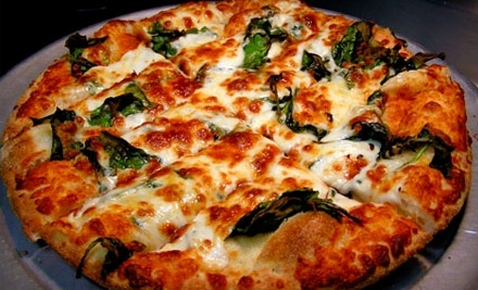 $20 Groupon to Glass Nickel Pizza Co. - Glass Nickel Pizza Co. in Appleton