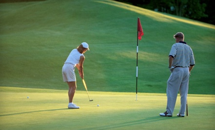 Two 18-Hole Rounds of Golf, Redeemable in Either 1 Round for Two or in 2 Separate, Single Rounds - Evanston Wilmette Community Golf Course in Evanston