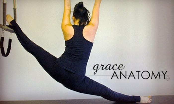 Grace Anatomy Pilates Studio - Studio City: $30 for Two Group Pilates Classes at Grace Anatomy Pilates Studio ($60 Value)