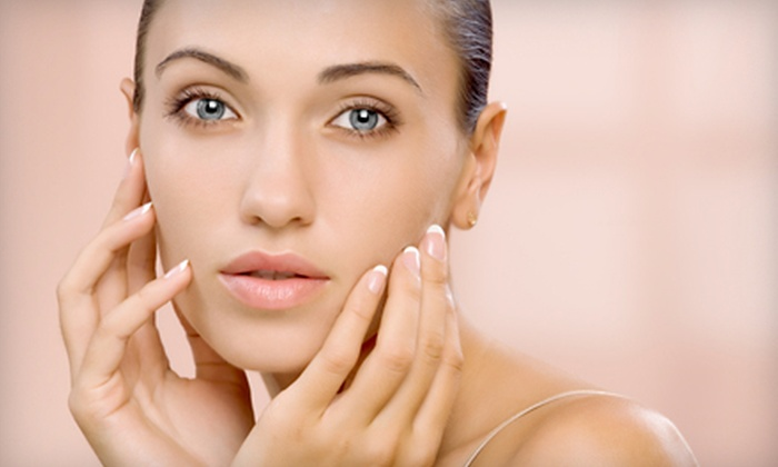 Serena Medspa - University Park: One or Two Triniti Skin Series Facial Treatments at Serena Medspa (Up to 86% Off)