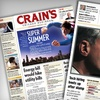 """Crain's Chicago Business"" – 65% Off Subscription"