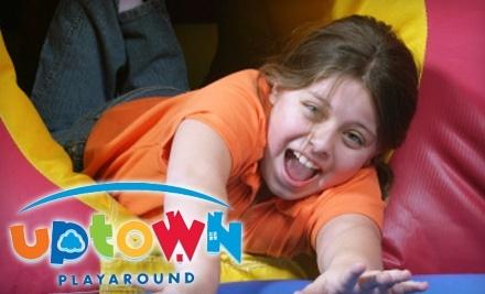 $45 Groupon to Uptown Playaround - Uptown Playaround in Princeton