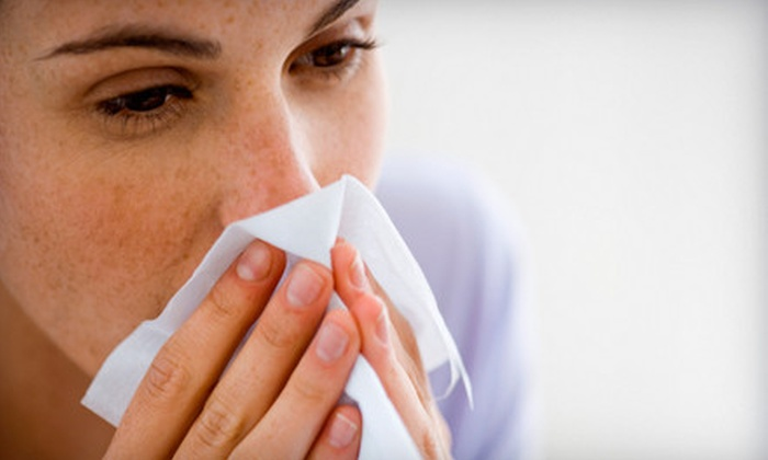 AllergiCare Relief Centers of Houston - Cypress Station: $79 for an Allergy Assessment and First Treatment at AllergiCare Relief Centers of Houston ($250 Value)