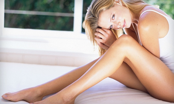 True Skin - Erdenheim: Six Laser Hair-Removal Treatments on Small, Medium, or Large Area at True Skin in Chestnut Hill