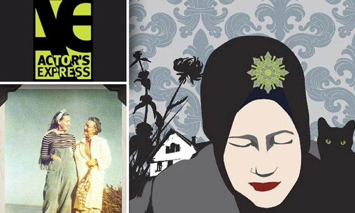 Actor's Express - Home Park: $15 Ticket to Grey Gardens at Actor's Express ($27-$32 Value). Buy Here for a Saturday Show.