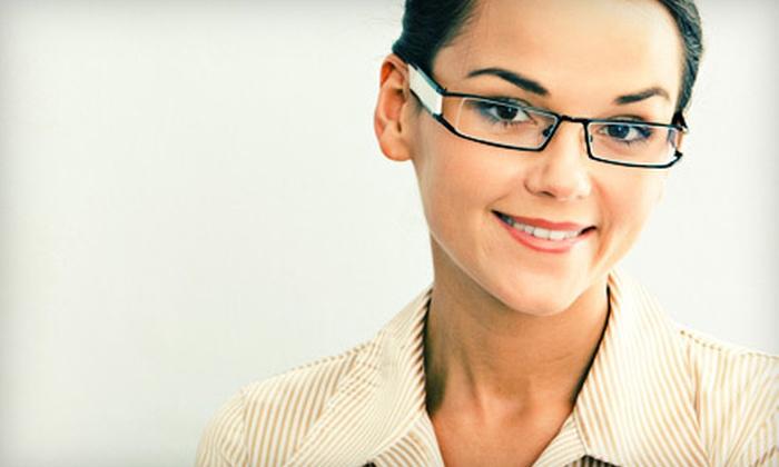 Bella Vista Optics - Bronxwood: $35 for an Eye Exam and $150 Toward Prescription Eyewear at Bella Vista Optics in the Bronx ($245 Value)