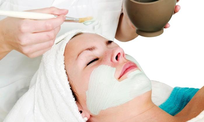 Nu Image Salon & Day Spa, LLC - Paradise Valley: Customized Aveda Facial or Swedish Stress-Fix Massage at Nu Image Salon & Day Spa, LLC (46% Off)