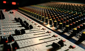 Cjcii Recording Studio: Four Hours of In-Studio Recording from CJCII Recording Studio (45% Off)