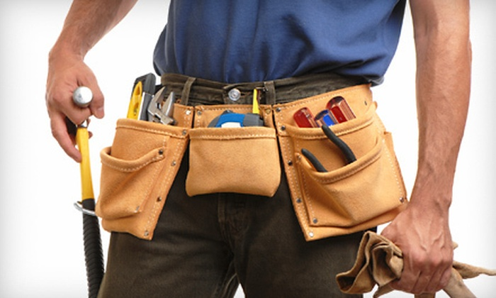 Gabriel's Home Remodeling & Repair - Houston: Two, Four, or Eight Hours of Handyman Services from Gabriel's Home Remodeling & Repair (Up to 65% Off)