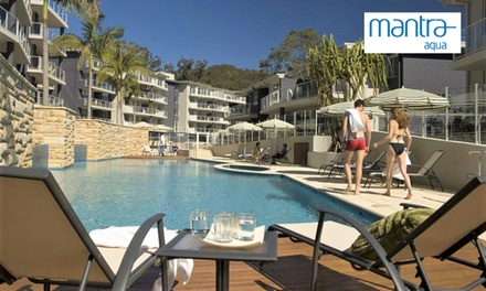 Port Stephens, Nelson Bay: 2-3 Nights in an Apartment for Up to 7 People at 4.5-Star Mantra Aqua