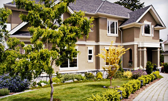 Absolute Landscaping & Pressure Washing - Columbia: Pressure-Washing Services from Absolute Landscaping & Pressure Washing (51% Off). Three Options Available.