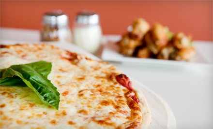 $15 for $30 Worth of Pizzas, Wings, Salads, and Drinks at Papa Leo's
