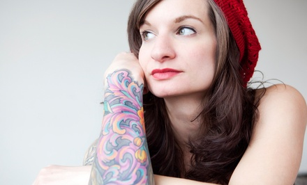Three Laser Tattoo-Removal Treatments at Hackensack Medical Laser (Up to 80% Off). Three Options Available.