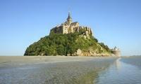 Promenade commentée sur la baie du Mont Saint-Michel et chasse au trésor pour 2 à 5 pers. dès 19,90 € avec Label nature