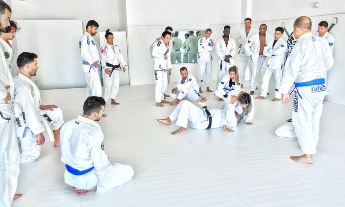 Atos Brazilian Jiu-Jitsu Miami - Miami: $66 for $189 Worth of Martial-Arts Lessons — Atos Miami Jiu-Jitsu