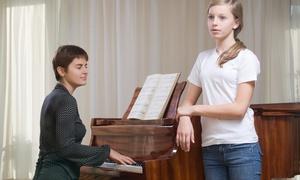 Thompson Voice Studio: Two Private Music Lessons from Thompson Voice Studio (43% Off)