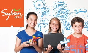 Sylvan Learning: Up to 50% Off Robotics and Coding Camps at Sylvan Learning