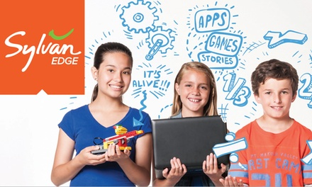 Up to 50% Off Robotics and Coding Camps at Sylvan Learning