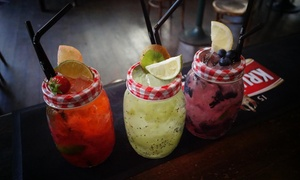 The Chelsea Pensioner: Cocktails or Beers with Hot Dog or Pizza For Two at The Chelsea Pensioner (Up to 50% Off)