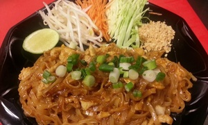 Mina's Cafe: Up to 40% Off Thai Food at Mina's Cafe