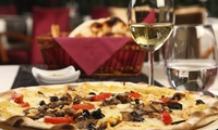Pizza and Glass of Wine for One, Two or Four at The Hideaway Bar (Up to 49% Off)