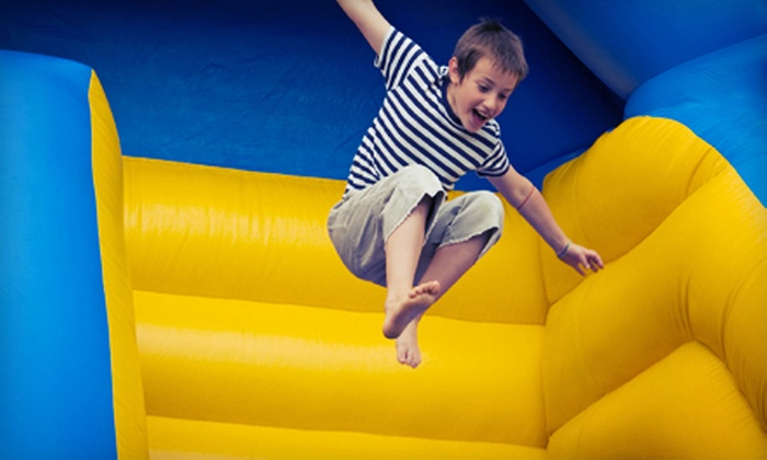 Jump Mania - Plano: Two-Hour Open Jump Session for Four or Six at Jump Mania (Up to Half Off)