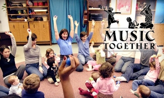 Music Together of Wichita - Cottonwood Village: $75 for 10-Week Class ($150 Value) or $12 for Play Date ($25 Value) at Music Together of Wichita