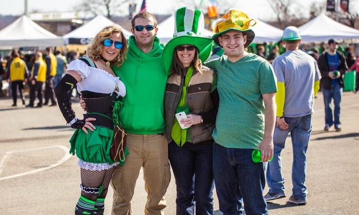 ShamrockFest 2016 - RFK Stadium: ShamrockFest 2016 feat. Dropkick Murphys and Flogging Molly on Saturday, March 12, at 3 p.m.