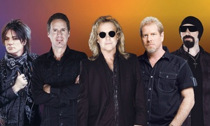 Night Ranger: Night Ranger on May 19 at 8 p.m.