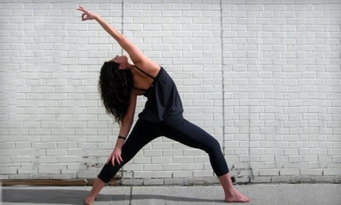 Zen Bones Yoga - Newmarket: $25 for a Five-Class Pass to Zen Bones Yoga in Newmarket ($73.45 Value)