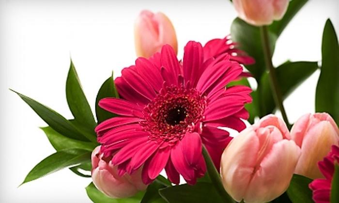 Rachel's Roses - Cedarburg: $25 for $50 Worth of Fresh Floral Arrangements at Rachel's Roses in Cedarburg