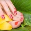 Half Off Mani-Pedi or Manicure at Metro Nails
