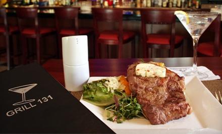 $40 Groupon to Spotos Grill 131 - Spotos Grill 131 in Seminole