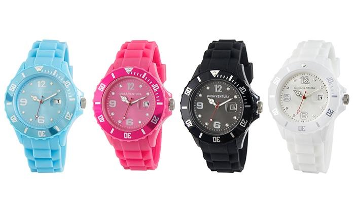 Reloj Goods Reloj Musa Musa VenturaGroupon Goods VenturaGroupon Reloj Musa Lq354jAR