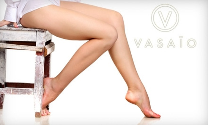 Vasaio Life Spa - Grand Rapids: $99 for Six Laser Hair-Removal Sessions at Vasaio Life Spa (Up to $895 Value)