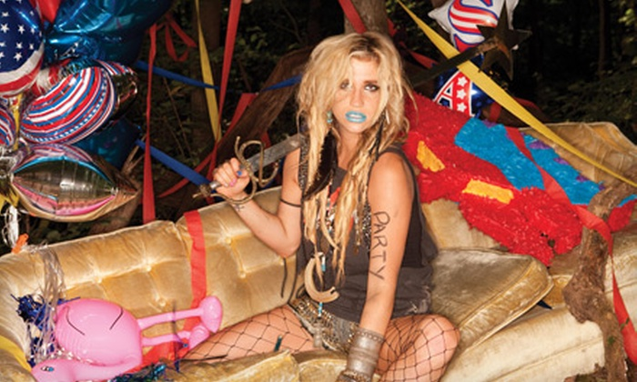 Ke$ha - Montrose: One Ticket to See Ke$ha at Rexall Place on September 7 at 7:30 p.m. (Up to $47.76 Value)