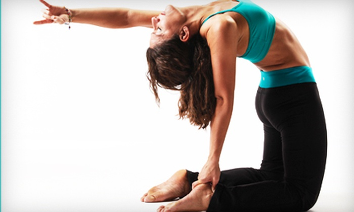 Yoga Treehouse - Multiple Locations: $20 for 20 Yoga Classes at Dana Layon Yoga ($300 Value)