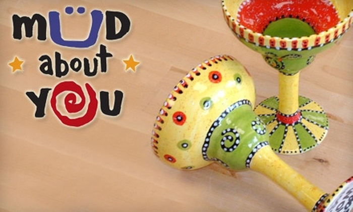 Mud About You - Penfield: $10 for $20 Worth of Pottery Painting at Mud About You in Penfield