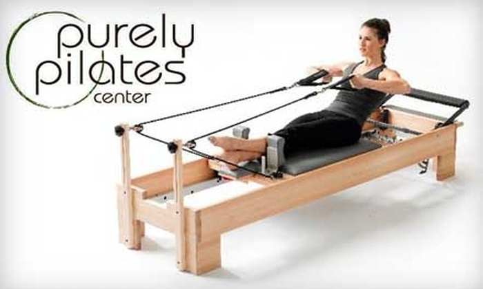 Purely Pilates Center - Southlake: $25 for Five Mat Classes or Three Equipment Classes at Purely Pilates Center in Southlake (Up to $100 Value)