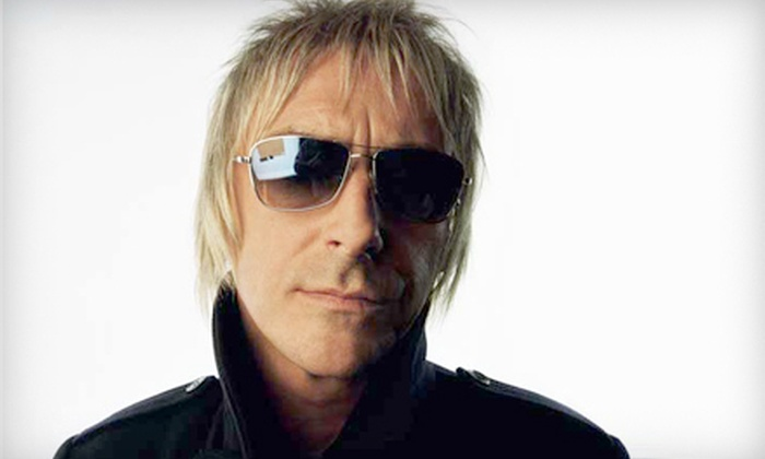 Paul Weller - Port Lands: $54 for Paul Weller Concert with Parking Included at Sound Academy on May 21 (Up to $89.50 Value)