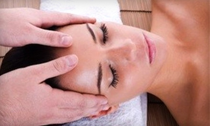 Little Organic Day Spa - Picton: $22 for Any Facial (Up to $45 Value) or $80 for Four Cellulite Treatments ($160 Value) at Little Organic Day Spa