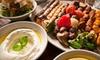 Kababji Grill (OOB) - Dupont Circle: $20 for $40 Worth of Lebanese Fare and Drinks at Kababji Grill