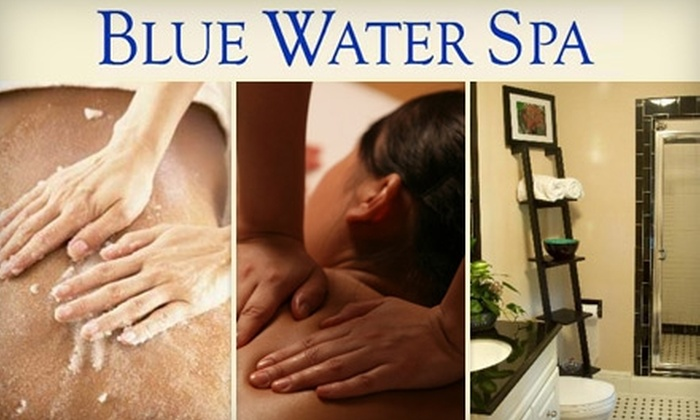 Blue Water Spa - Oyster Bay: $45 for $95 Worth of Services at Blue Water Spa