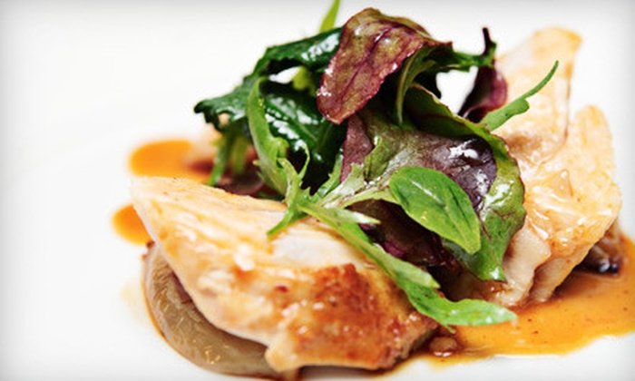 Bistro Twenty Five - Rye Brook: Italian Dinner with Appetizer for Two or Four at Bistro Twenty Five in White Plains (Up to 63% Off)