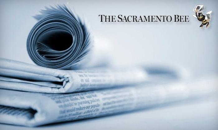 """The Sacramento Bee - Sacramento: $19 for One-Year Sunday Subscription to """"The Sacramento Bee"""" ($104 Value)"""