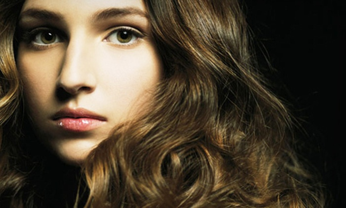 Red Market Studio - West Village: One, Three, or Five Blowouts and a Deep-Conditioning Treatment at Red Market Studio (Up to 78% Off)